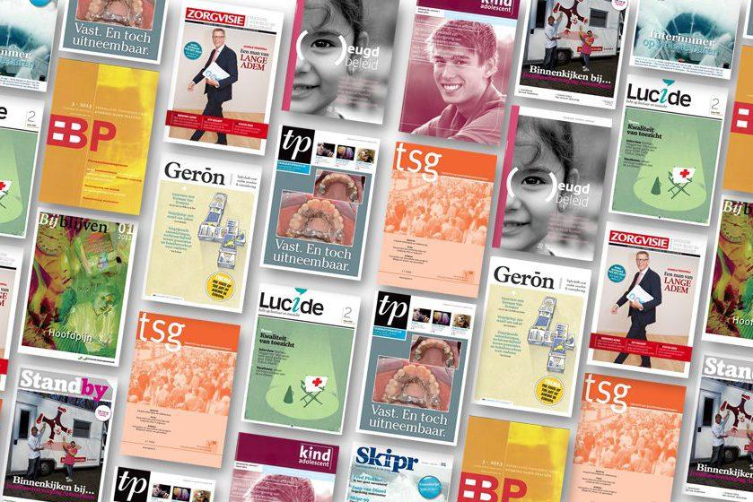 Nederlandstalige gezondheidszorg tijdschriften